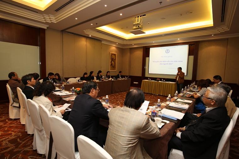 Hội thảo góp ý hoàn thiện dự thảo Khuyến cáo tiêm vắc xin phòng bệnh cúm mùa
